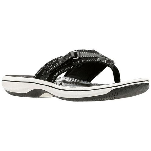 618f5c2cc Clarks Breeze Sea Flip Flops