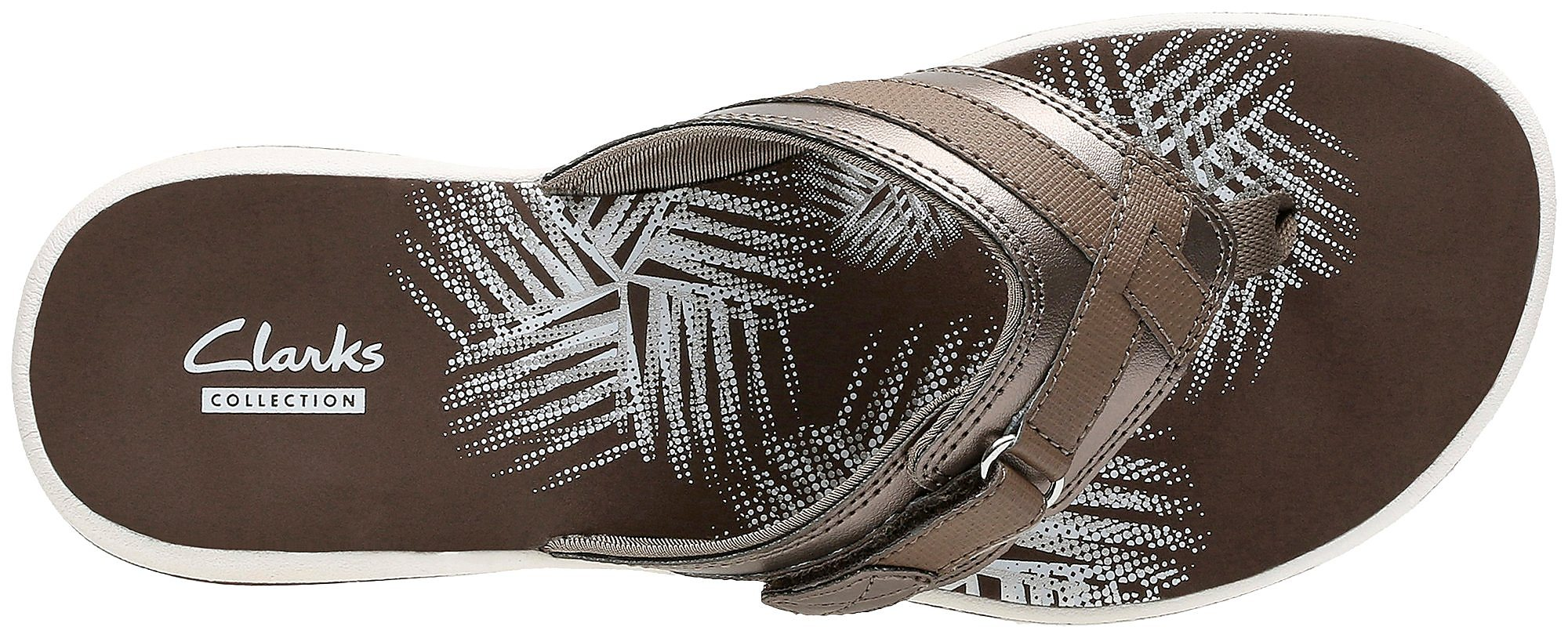 Clarks-Womens-Breeze-Sea-Flip-Flops-Comfort-Summer-Sandals thumbnail 15