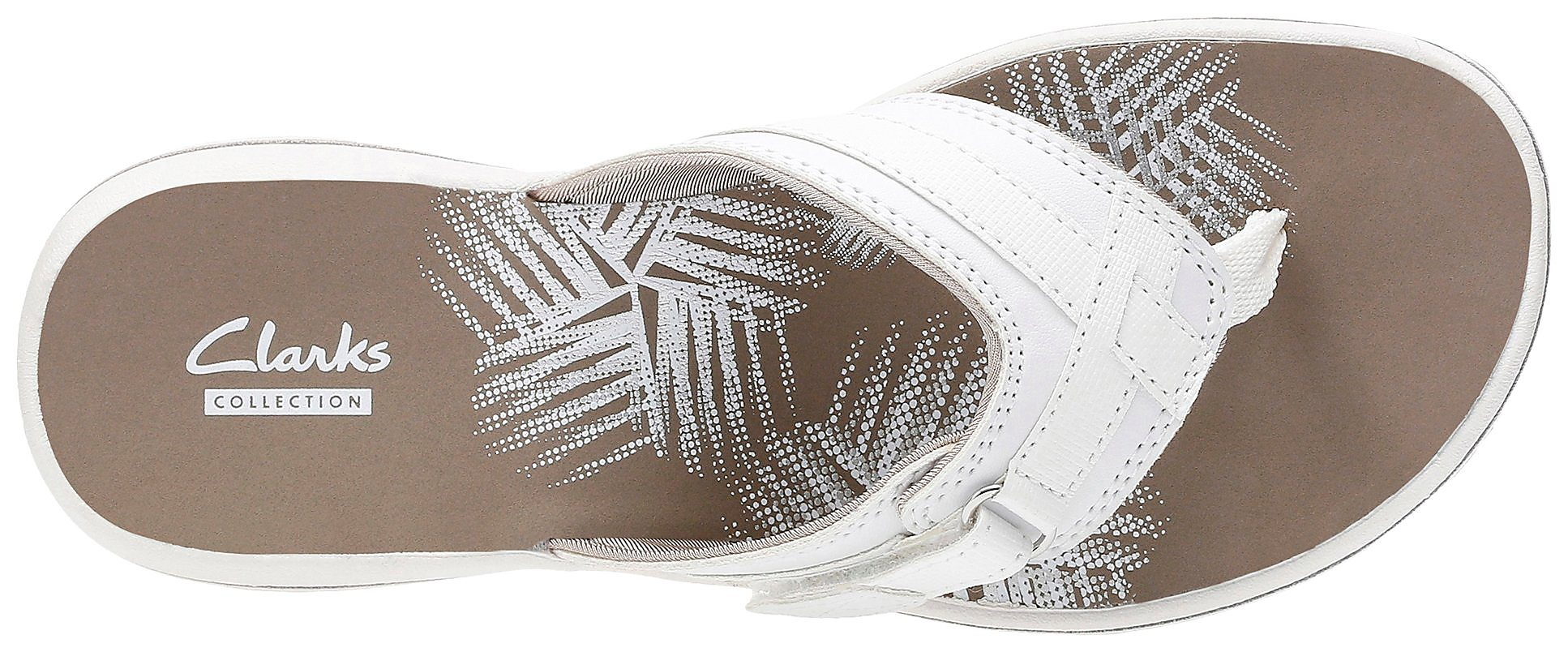 Clarks-Womens-Breeze-Sea-Flip-Flops-Comfort-Summer-Sandals thumbnail 36