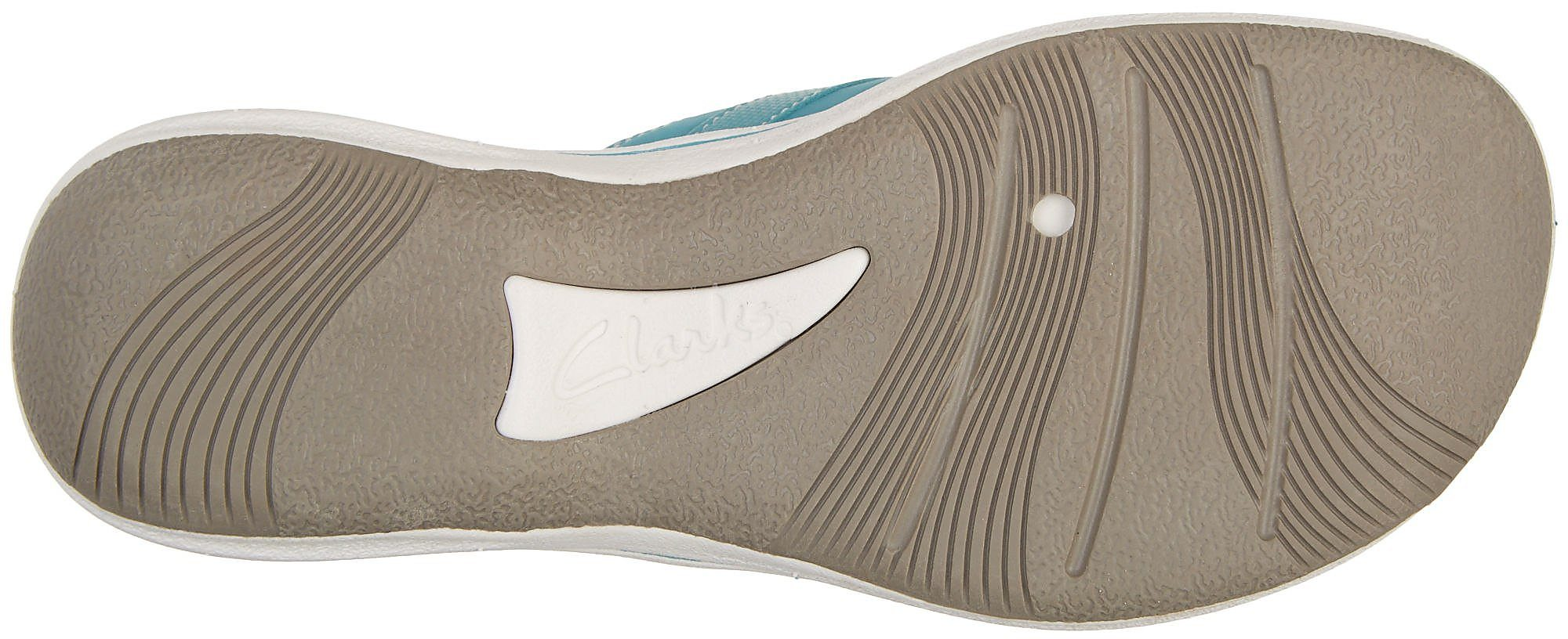 Clarks-Womens-Breeze-Sea-Flip-Flops-Comfort-Summer-Sandals thumbnail 4