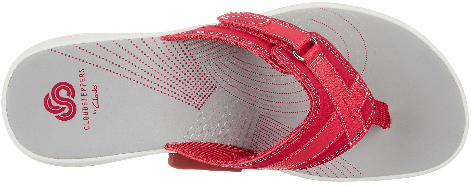 Clarks-Womens-Breeze-Sea-Flip-Flops-Comfort-Summer-Sandals thumbnail 27