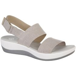 Clarks Womens Cloudsteppers Arla Jacory Sandals