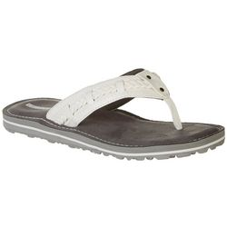 Clarks Womens Fenner Nerice Flip Flops