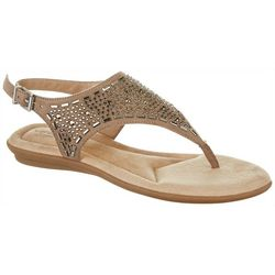 Coral Bay Collection Womens Josiey Sandals