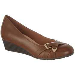Coral Bay Collections Womens Stacy Wedge Shoes