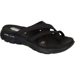 Skechers Womens Flex Appeal Sandals