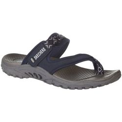 Skechers Womens Reggae Trailway Relaxed Sandals