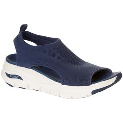 Skechers Womens City Catch Sandal