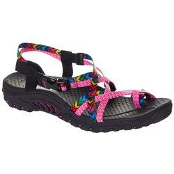 Skechers Womens Reggae Sandal