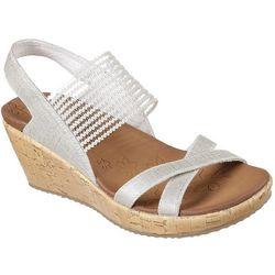 Skechers Womens CALI Beverlee High Tea Sandals
