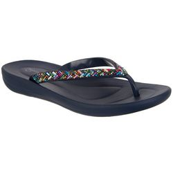Skechers Womens Bungalow Flip Flop
