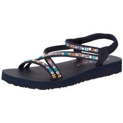 Womens Meditation Sparkle Chick Sandal