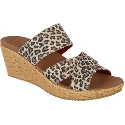 Skechers Womens Beverlee Purrfect Sandals
