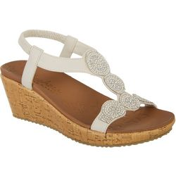 Skechers Womens Beverlee Date Glam Sandals