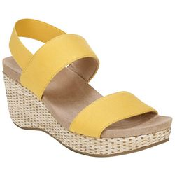 LifeStride Womens Delta Wedges