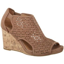 LifeStride Womens Hinx 2 Wedge Sandals