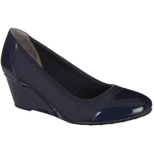20ea399cd67 LifeStride Womens Juliana Wedge Shoes