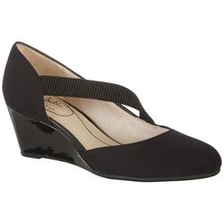 LifeStride Womens Decisions Wedge Shoes