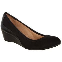 LifeStride Womens Hera Wedge Shoes