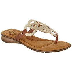 Natural Soul by Naturalizer Womens Jeannie Sandals