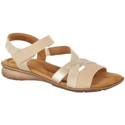 Natural Soul By Naturalizer Womens Jordana Sandals