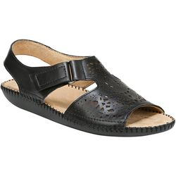 Naturalizer Womens Scout Perforated Sandals