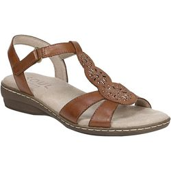 Natural Soul By Naturalizer Womens Belle Comfort Sandals