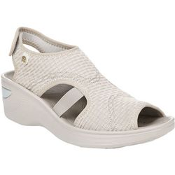 Bzees Womens Dream Sandal