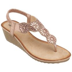 GC Shoes Womens Jasmine Sandals