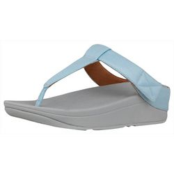 FitFlop Womens Shimmer Flip Flops