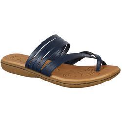 Womens Solid Alisha Sandals