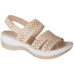 Coral Bay Collection Womens Bri Sandals