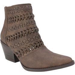 Seven Dials Womens Quinn Ankle Boot