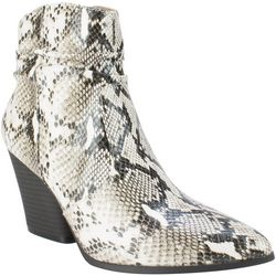 Womens Halsey Ankle Boots