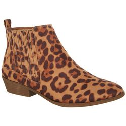 Lust for Life Womens Temper Ankle Boots