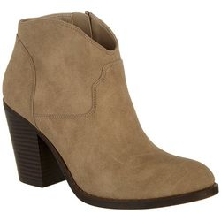XOXO Womens Cammie Ankle Boots
