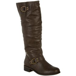 XOXO Womens Magalie Tall Boots
