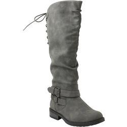 XOXO Womens Marritt Tall Boots