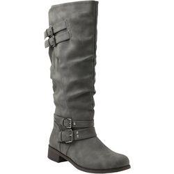XOXO Womens Mayson Tall Boots