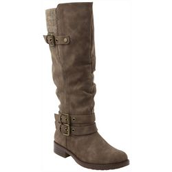 XOXO Womens Merlow Tall Boots