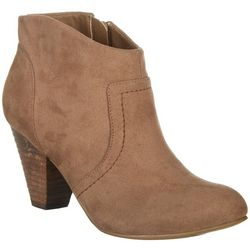 XOXO Womens Aldenson Ankle Boots