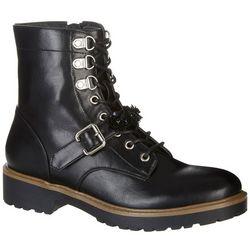 XOXO Womens Kason Combat Boots