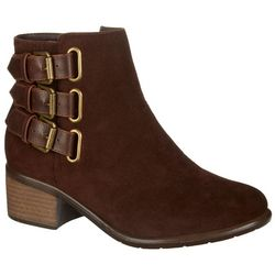 XOXO Womens Leah Ankle Boots