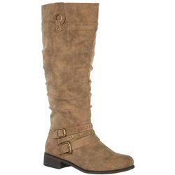 XOXO Womens Marlena Boots