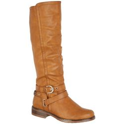 XOXO Womens Martin Boots