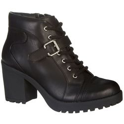 XOXO Womens Patalina Boots