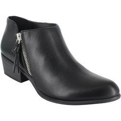 Womens Troy Tassel Ankle Boots