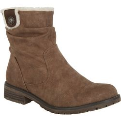 Alexis Bendel Womens Merci Ankle Boots