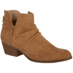 Unionbay Womens Tayla Ankle Boots