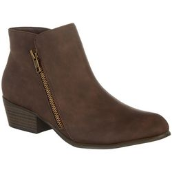 Unionbay Womens Trista Ankle Boots
